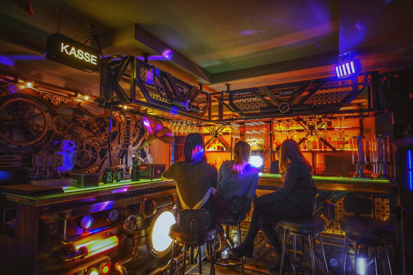 Steam Punk Lobby